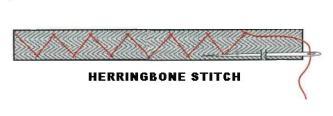 herringbone st